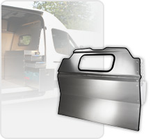 ranger aluminum partitions