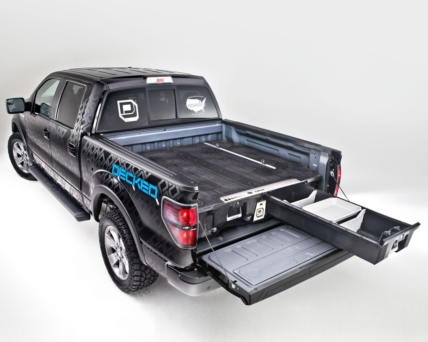 Decked Truck Bed Storage >> Bed Slides - Northwest Truck Accessories - Portland, OR