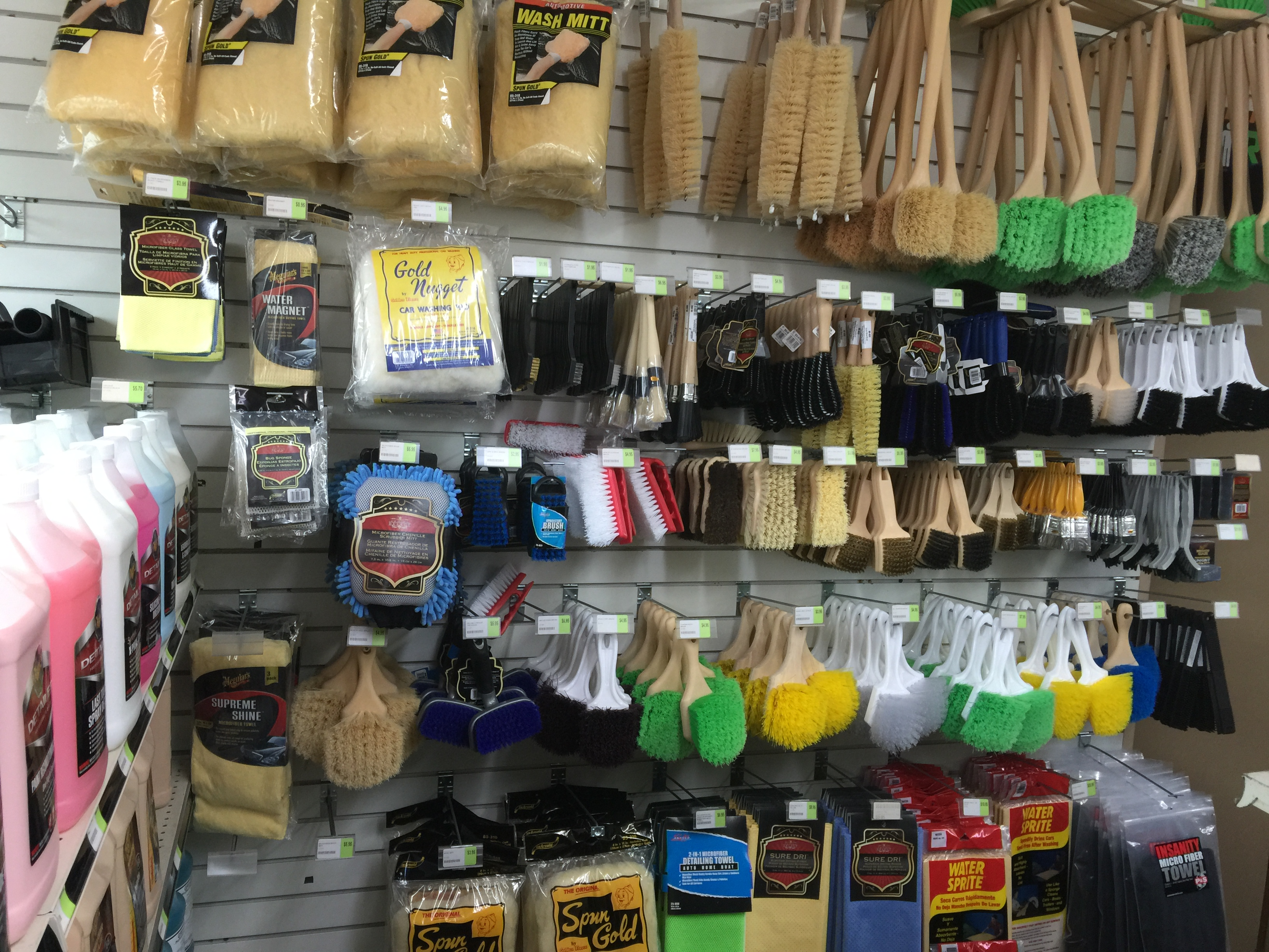 Detailing Supplies Near Me >> Detailing Supplies Northwest Truck Accessories Portland Or