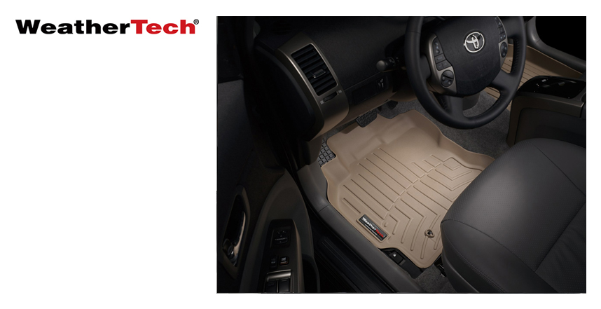 WeatherTech® FloorLiner™ DigitalFit® from Northwest Auto Accessories