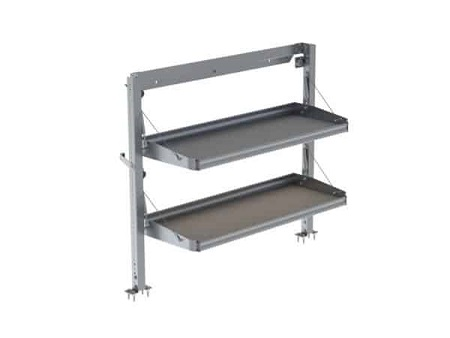 ranger fold away shelf