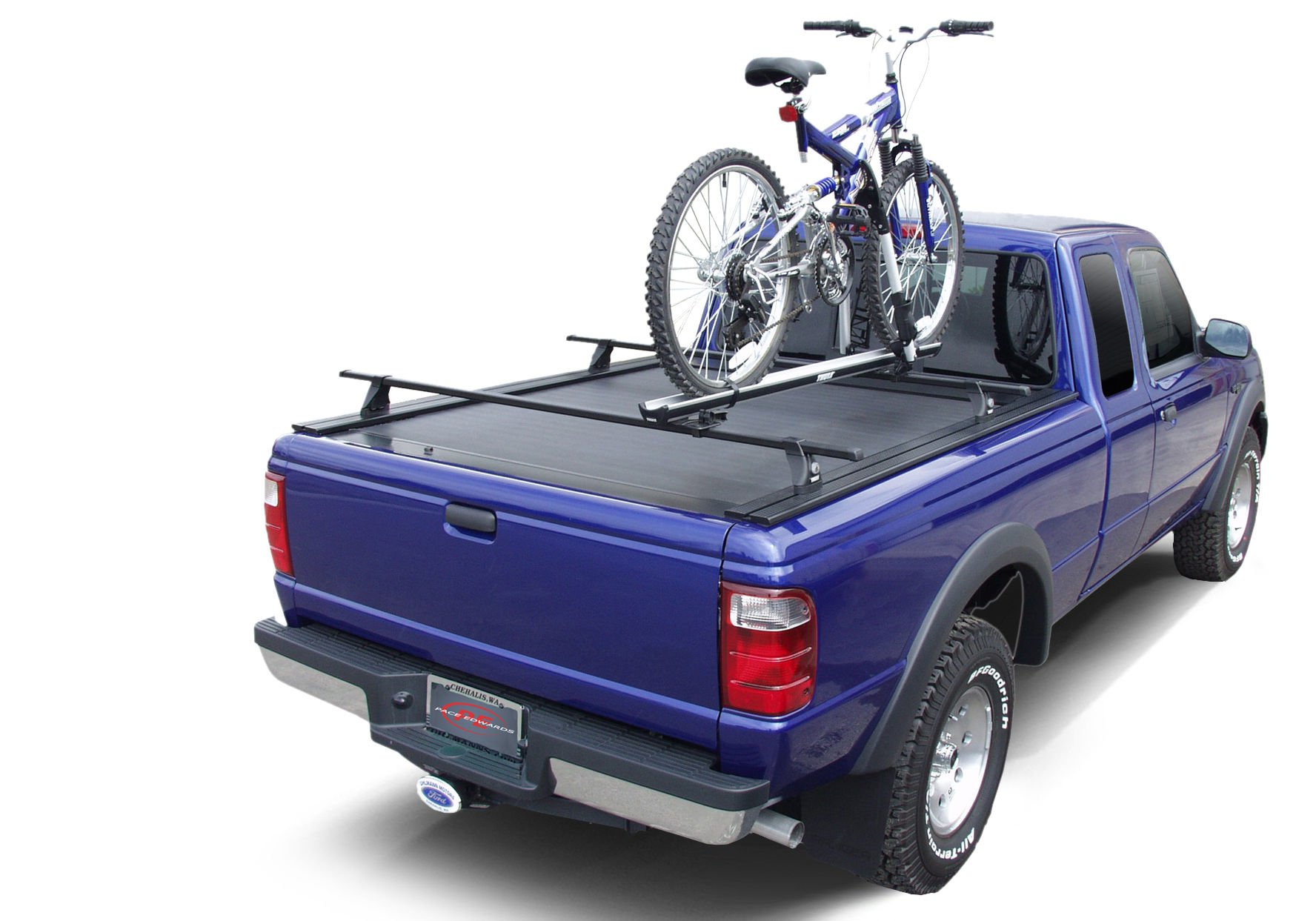 Pace roll top tonneau