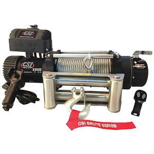 csi x series brute winch