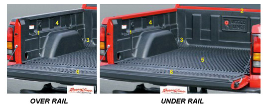 bedliners - northwest truck accessories - portland, or